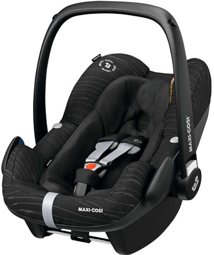 Maxi-Cosi Pebble Plus (Scribble Black)