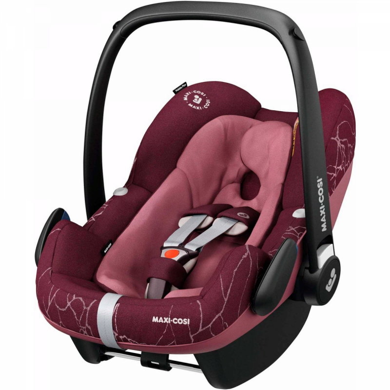 Maxi-Cosi Pebble Plus (Marble Plum)