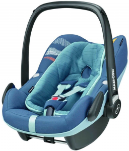 Maxi-Cosi Pebble Plus (Frequency Blue)