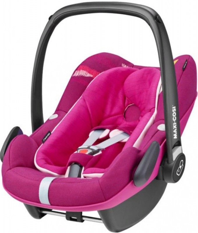 Maxi-Cosi Pebble Plus (Frequency Pink)