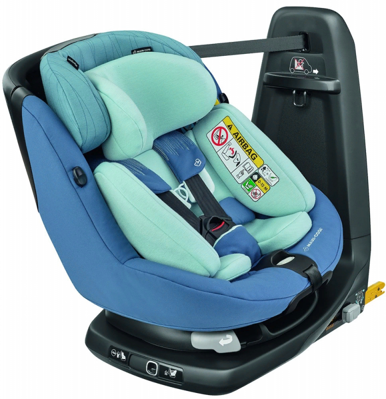 Maxi-Cosi AxissFix Plus (Frequency Blue)