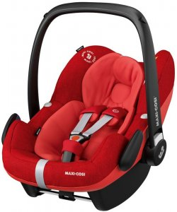 Maxi-Cosi Pebble Pro i-Size (Nomad Red)